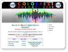 Colorfest Holmdel 2015 Testimonial