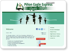 Pino Eagle Express Fun Run Testimonial